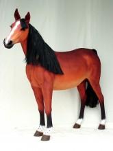 fibreglass horse statues
