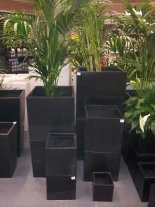 Fibreglass Planters - Cube