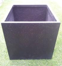 Fibreglass cube