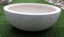Fibreglass Planters-Deep bowl