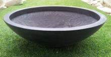 Fibreglass Planters-Wok bowl