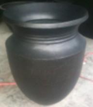 Fibreglass flared rim urn