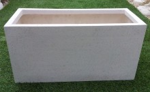 Fibreglass Planters-Oblong planter